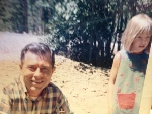 Clayton Coffey with Marcia Coffey Turnquist.