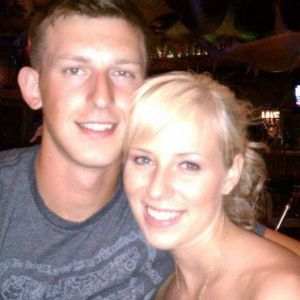 Keaton and Brittany.